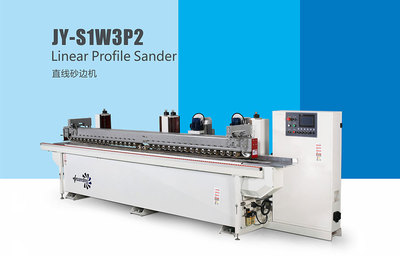 JY-S1W3P2 Straight edge machine
